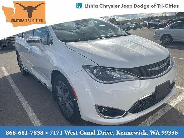 2017 Chrysler Pacifica Limited for sale in Kennewick, WA