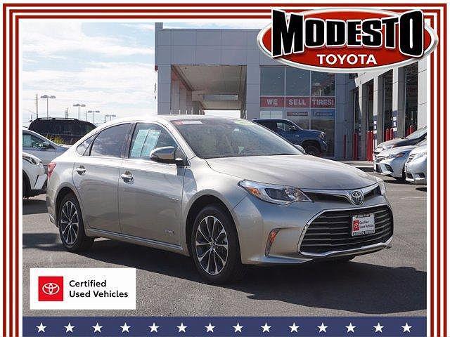 2018 Toyota Avalon XLE for sale in Modesto, CA