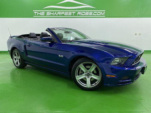 2013 Ford Mustang GT for sale in Englewood, CO