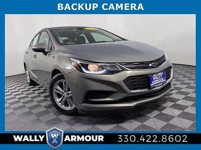 2018 Chevrolet Cruze LT for sale in Alliance, OH