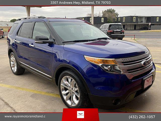 2014 Ford Explorer XLT for sale in Midland, TX