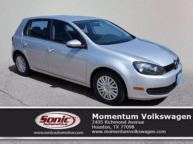 2012 Volkswagen Golf 4dr HB Auto for sale in Houston, TX