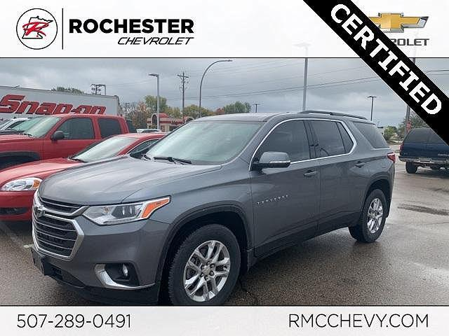 2019 Chevrolet Traverse LT Cloth for sale in Rochester, MN