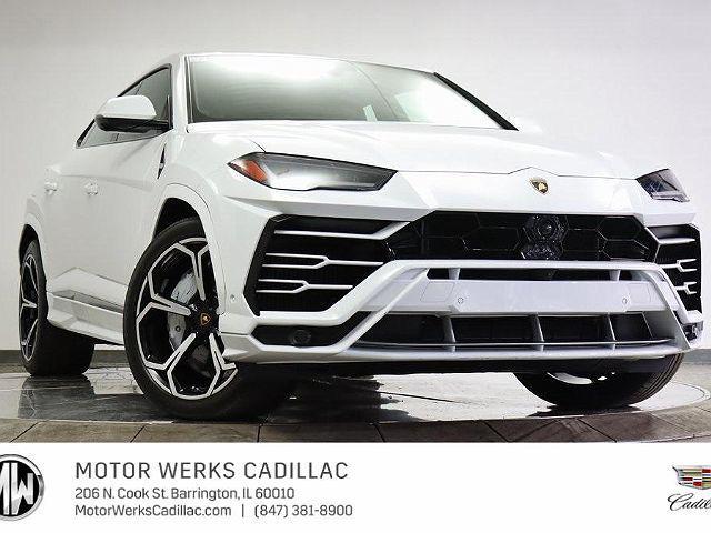 2020 Lamborghini Urus AWD for sale in Barrington, IL