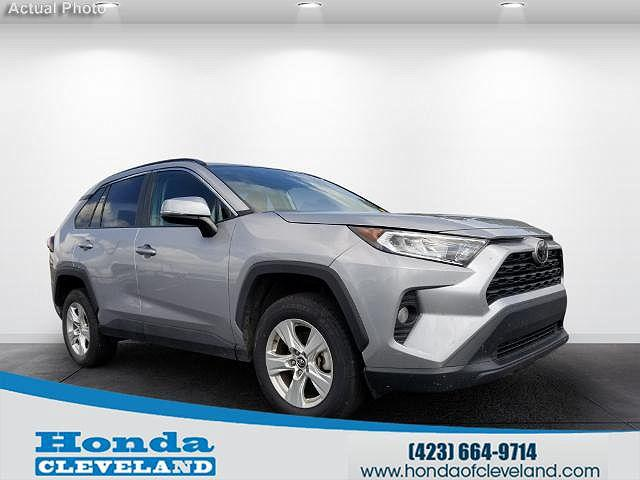2020 Toyota RAV4 XLE for sale in Cleveland, TN