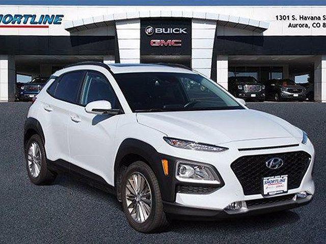 2019 Hyundai Kona SEL for sale in Aurora, CO