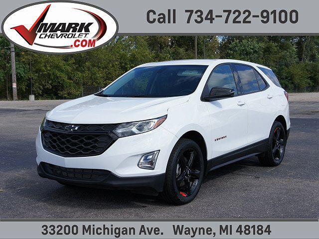 2019 Chevrolet Equinox LT for sale in Wayne, MI
