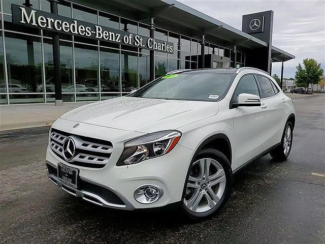 2018 Mercedes-Benz GLA GLA 250 for sale in Saint Charles, IL