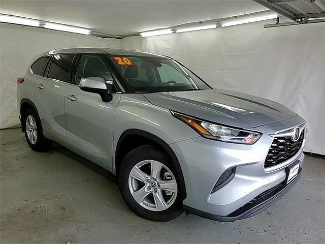 2020 Toyota Highlander L for sale in Chicago, IL