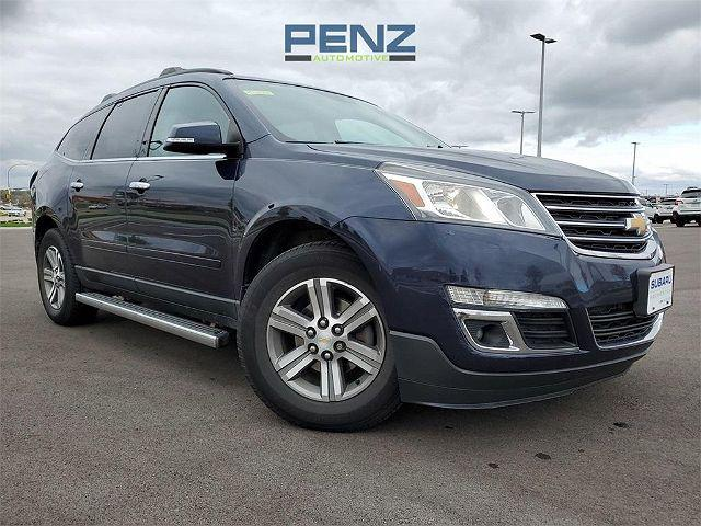 2015 Chevrolet Traverse LT for sale in Rochester, MN