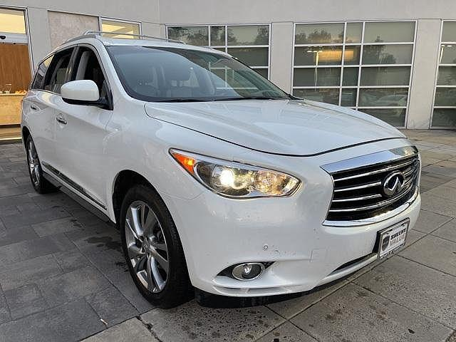 2013 INFINITI JX35 AWD 4dr for sale in Chantilly, VA