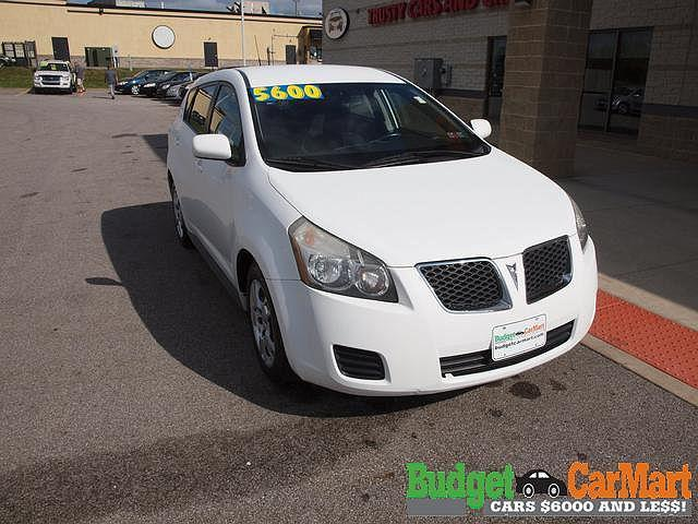 2009 Pontiac Vibe w/1SB for sale in Akron, OH