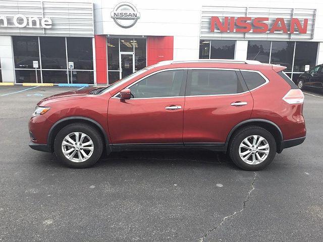 2016 Nissan Rogue SV for sale in Albertville, AL