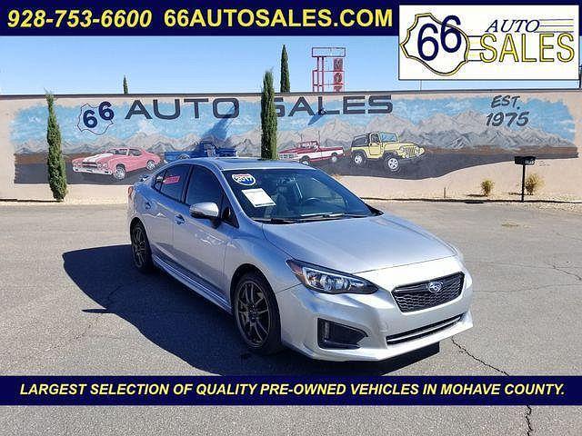 2017 Subaru Impreza Sport for sale in Kingman, AZ