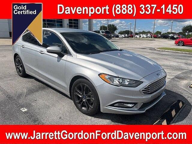2018 Ford Fusion SE for sale in Davenport, FL