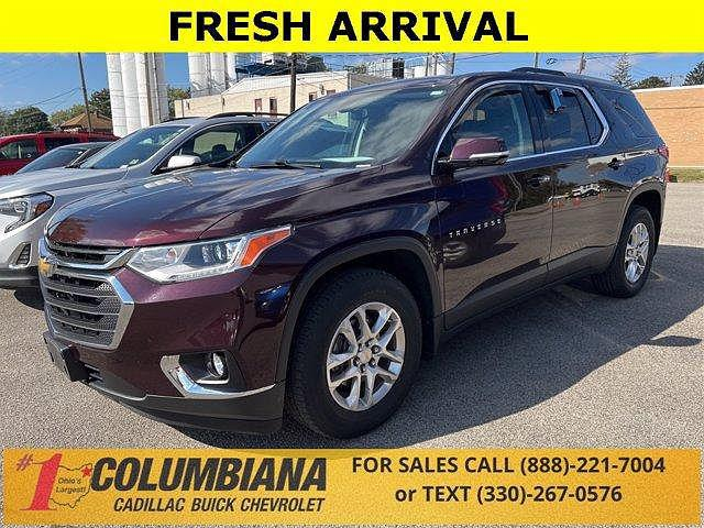 2018 Chevrolet Traverse LT Cloth for sale in Columbiana, OH
