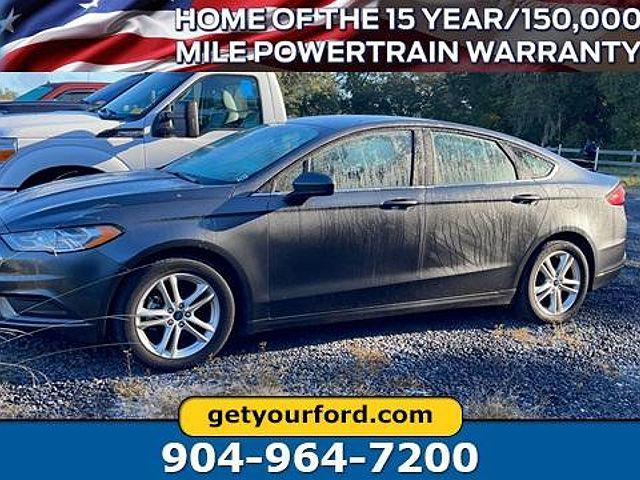 2018 Ford Fusion SE for sale in Starke, FL
