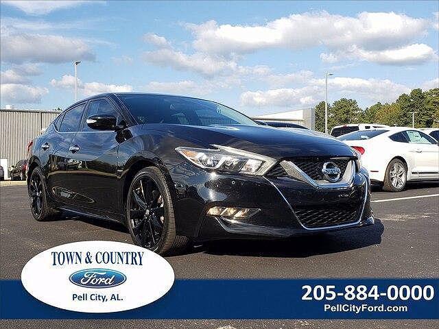 2017 Nissan Maxima SR for sale in Pell City, AL