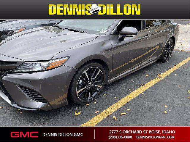 2018 Toyota Camry XSE V6 for sale in Boise, ID
