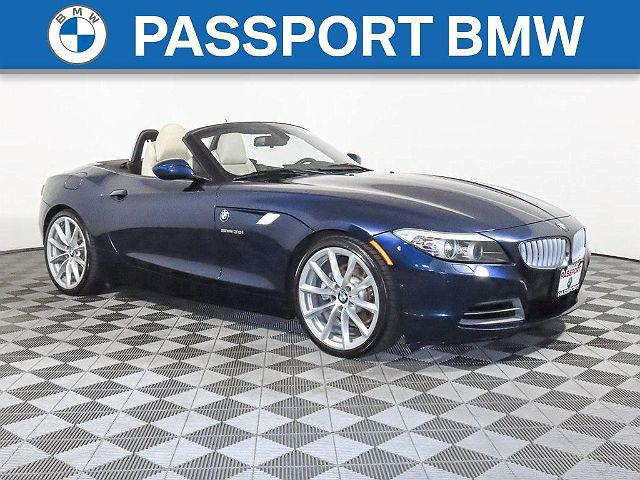 2011 BMW Z4 sDrive35i for sale in Marlow Heights, MD