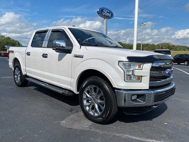 2016 Ford F-150 Lariat for sale in Pine Bluff, AR