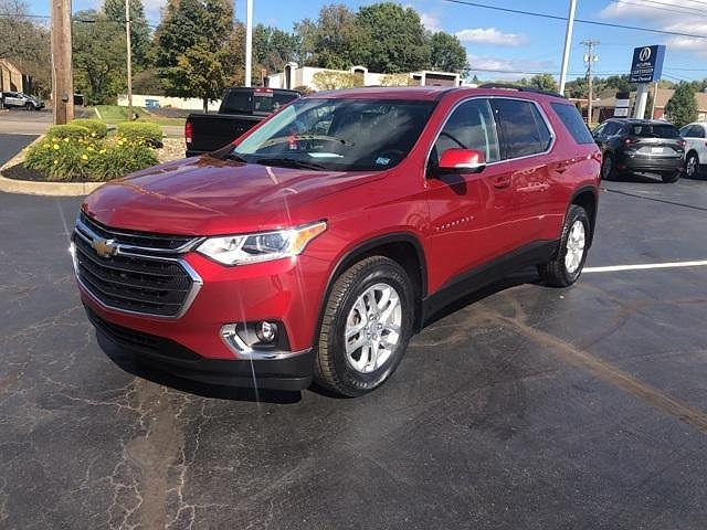 2019 Chevrolet Traverse LT Cloth for sale in Boardman, OH