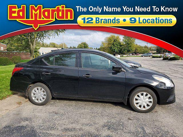 2016 Nissan Versa S for sale in Indianapolis, IN