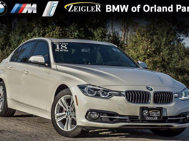 2018 BMW 3 Series 330i xDrive for sale in Orland Park, IL