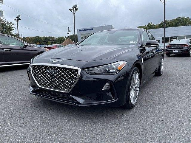 2021 Genesis G70 2.0T for sale in South Brunswick, NJ