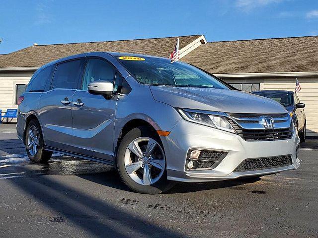 2018 Honda Odyssey EX-L for sale in Reynoldsburg, OH