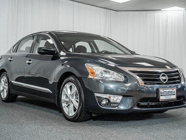 2015 Nissan Altima 2.5 SV for sale in Manassas, VA
