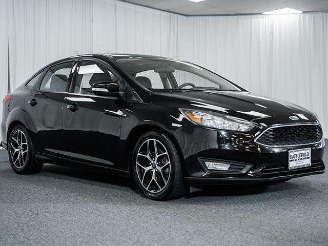 2017 Ford Focus SEL for sale in Manassas, VA