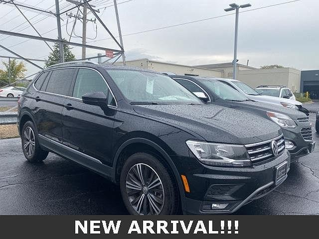 2019 Volkswagen Tiguan SEL for sale in Highland Park, IL