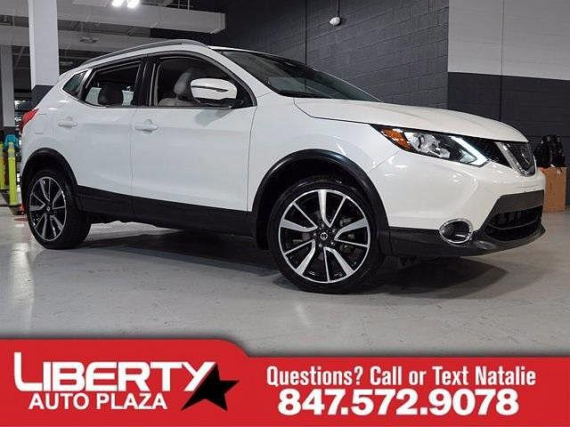 2018 Nissan Rogue Sport SL for sale in Libertyville, IL