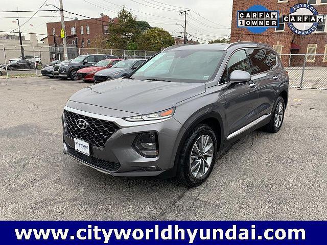 2019 Hyundai Santa Fe SEL Plus for sale in Bronx, NY