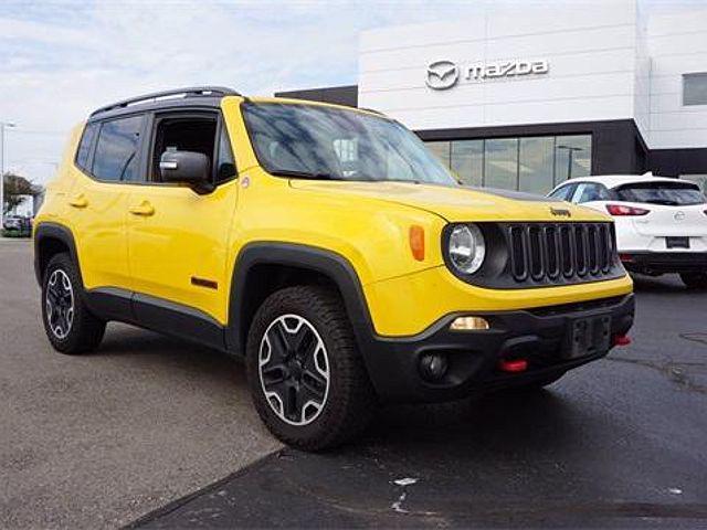 2015 Jeep Renegade Trailhawk for sale in Cincinnati, OH