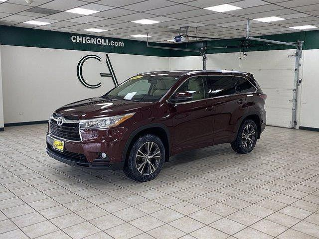 2016 Toyota Highlander XLE for sale in Joliet, IL