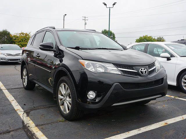 2013 Toyota RAV4 Limited for sale in Lansing, MI