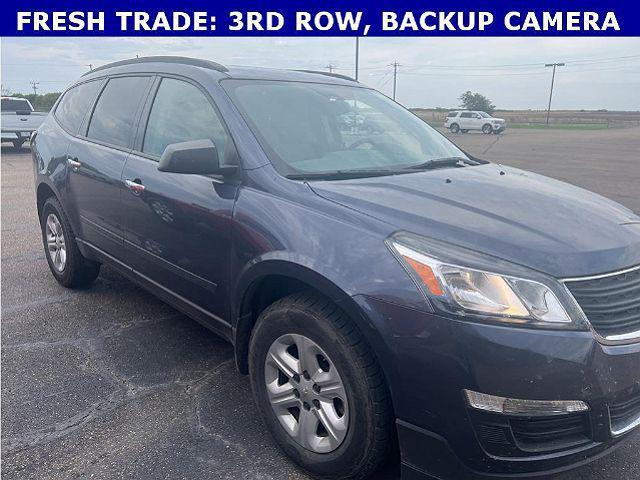 2013 Chevrolet Traverse LS for sale in McGregor, TX