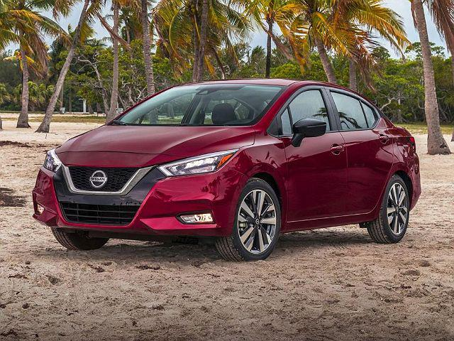 2021 Nissan Versa S for sale in Columbus, OH