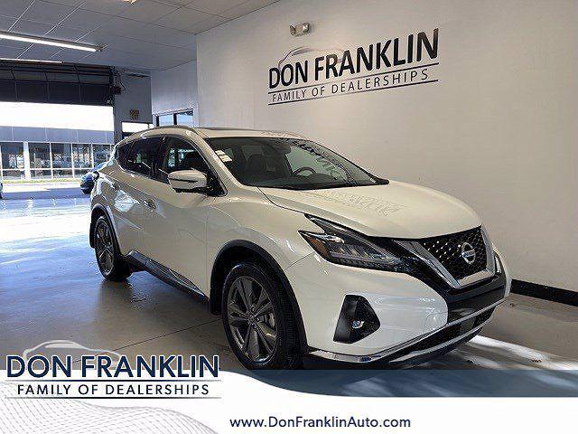 2020 Nissan Murano Platinum for sale in Lexington, KY