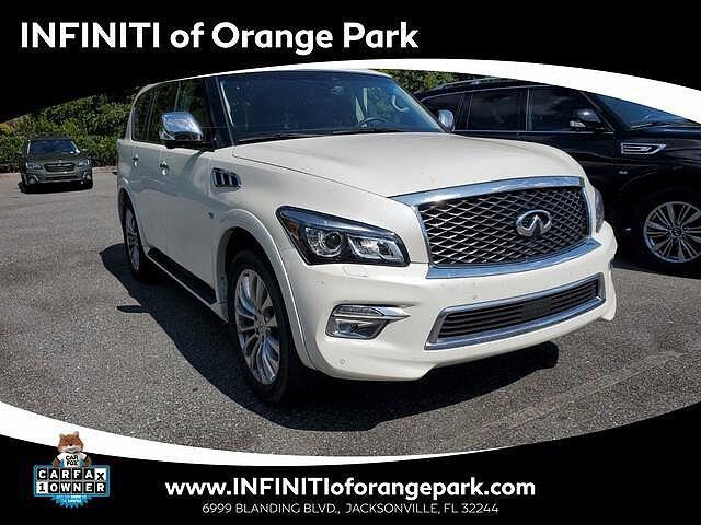 2017 INFINITI QX80 RWD for sale in Jacksonville, FL