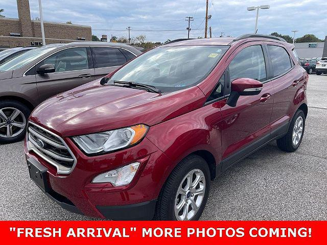2020 Ford EcoSport SE for sale in Parma Heights, OH