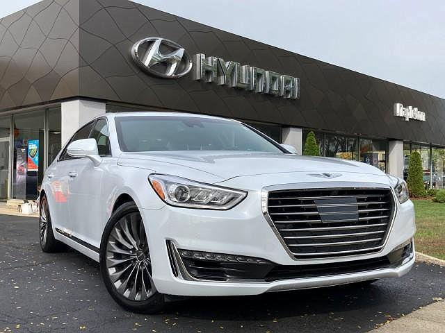 2018 Genesis G90 5.0L Ultimate for sale in Glenview, IL