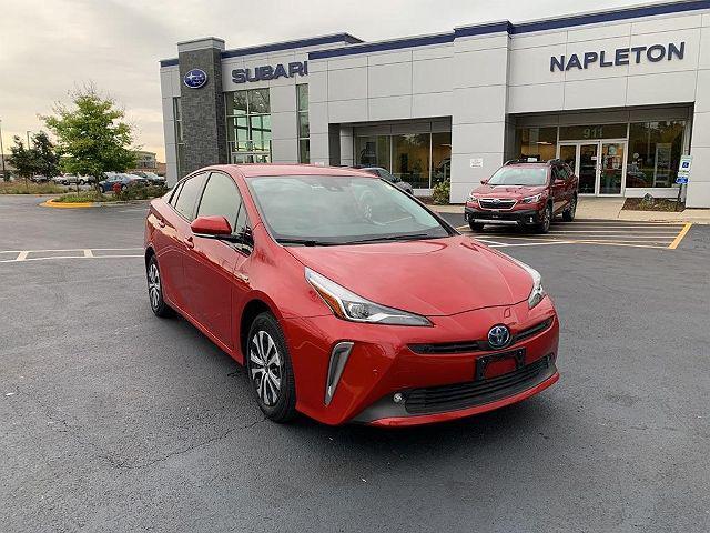 2019 Toyota Prius LE for sale in Schaumburg, IL