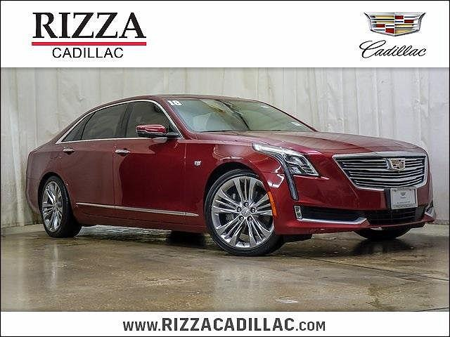 2018 Cadillac CT6 Platinum AWD for sale in Tinley Park, IL