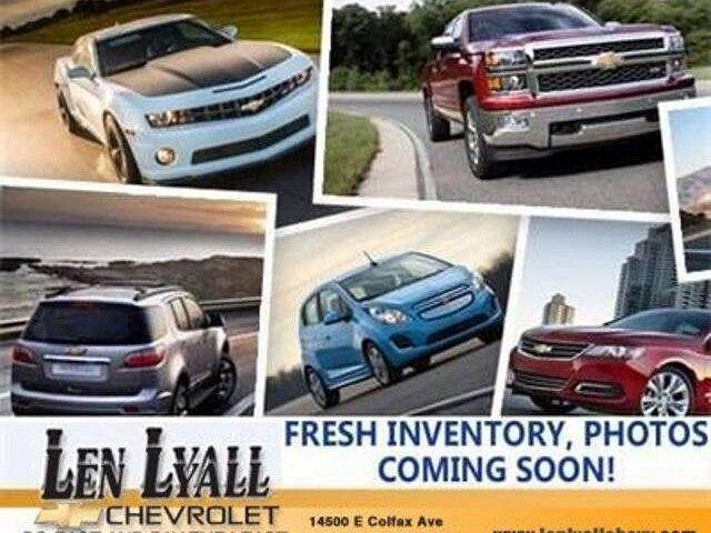 2015 Chevrolet Silverado 1500 LT for sale in Aurora, CO