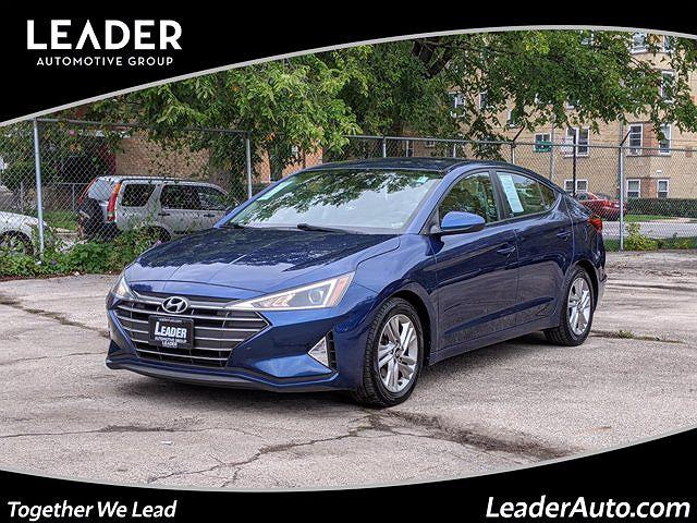 2019 Hyundai Elantra SEL for sale in Chicago, IL