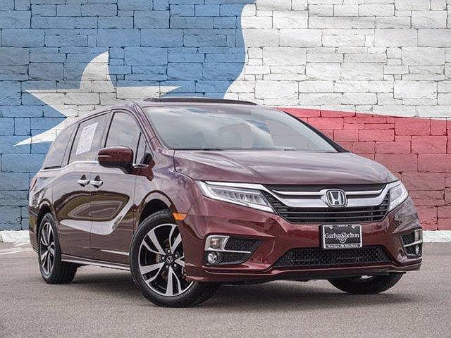 2018 Honda Odyssey Elite for sale in Temple, TX