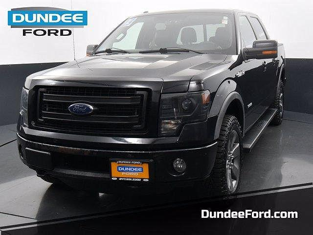 2013 Ford F-150 FX4 for sale in East Dundee, IL